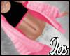 Jos~ Layerable Pink Coat