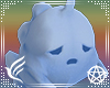 Ghost Chibi Blue