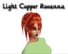 Light Copper Roxanna