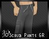 ♂Scrub Pants GR