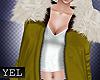 [Y] Fur winter coat 02
