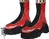 D+. Rubber Boots R