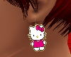 *TJ* Kitty Earrings G