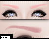 Ice * Pink Eyebrows 6