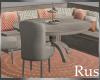 Rus Burke Dining Bench