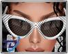Jani Sunglasses\white