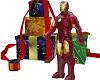 TF* 3D Ironman Toy