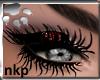 Eyeliner Red w/glitter