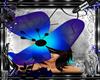 Flower sky hat