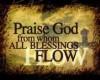 Praise God Sign