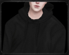 L  Black Hoodie  