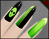 !VR! Alien Nerd Nails