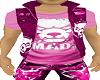 jacket mad pink M