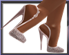 Milady pink heels