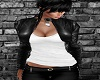 Sassy Leather Jacket