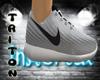 [TR] Nike Run Silver