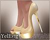 [Y] Golden heels SH