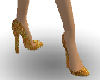 Golden Glisten Shoes