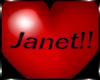 WB Janet Balloon-Anim