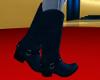 Blue Jean Cowboy Boots