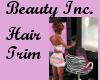 Beauty Inc. Hair Trim