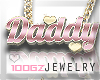  gz  daddy necklace