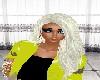 India Platinum Blonde