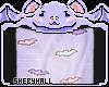 (S) Batty Pillow