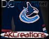 (AK)Canucks Jersey M