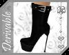 ~AK~ Short PVC Boots