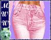 Slim Pink Jeans
