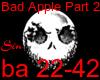 *SM* Bad Apple P2