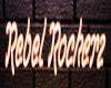 RebelRockerz Orange Neon