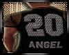 Famous Angel 20 tank