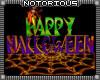 Happy Halloween Seats
