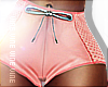 Retro Shorts Pink RLL
