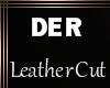 PdT DER Leather Cut M