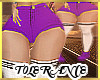 | Tocc Purp Force Shorts