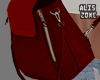 [AZ] Red Backpack