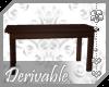 ~AK~ Simple Side Table