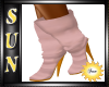 [SUN] Frost Pink Boots
