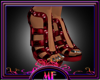 Devilish*Blood heels