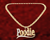 Poodie Gold Necklace req