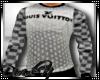 D: LV Damier Sweater