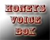 !TS Honeys VOICEBOX