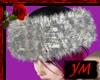 *Y* Black Goth Xmas Hat