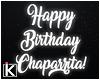 |K 🎂 Happy Birthday
