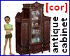 [cor] Antique cabinet
