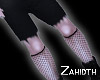 Fishnet Socks Ripped S