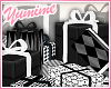 [Y] Pile of Gifts ~ B&W